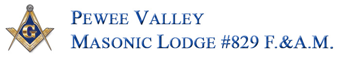 Pewee Valley Masonic Lodge No. 829