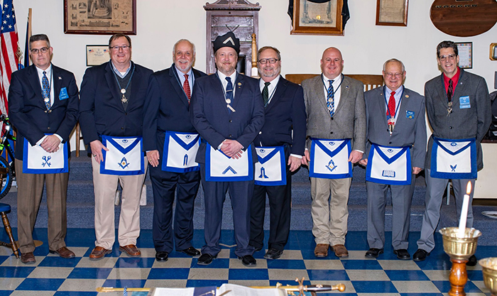 Lodge Officers 2020 700
